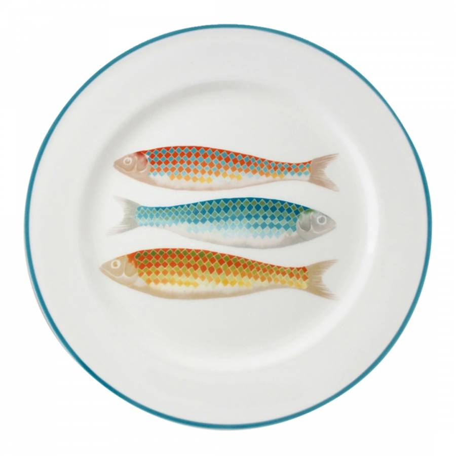 5acba57436328 Harlequin Set of 4 Dinner Plates - BrandAlley