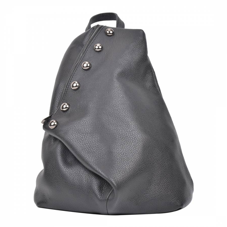 Cheap Womens Black Leather Backpack- Fenix Toulouse Handball c1d7eb909c67a
