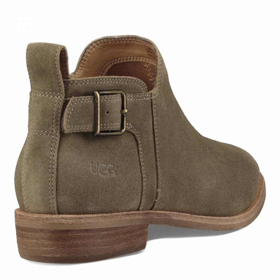a6827d76480 Antilope Taupe Kelsea Ankle Boots - BrandAlley