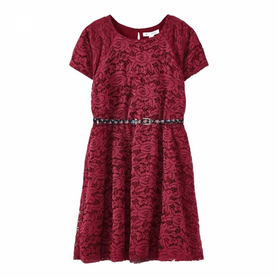 1c8ed9d6561d Raglan Rose Skater Dress - BrandAlley