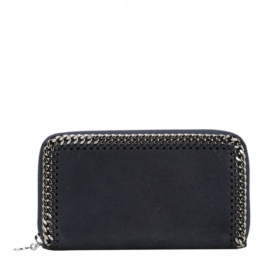e8013f905223 Gold Leather Star Studded Purse - BrandAlley