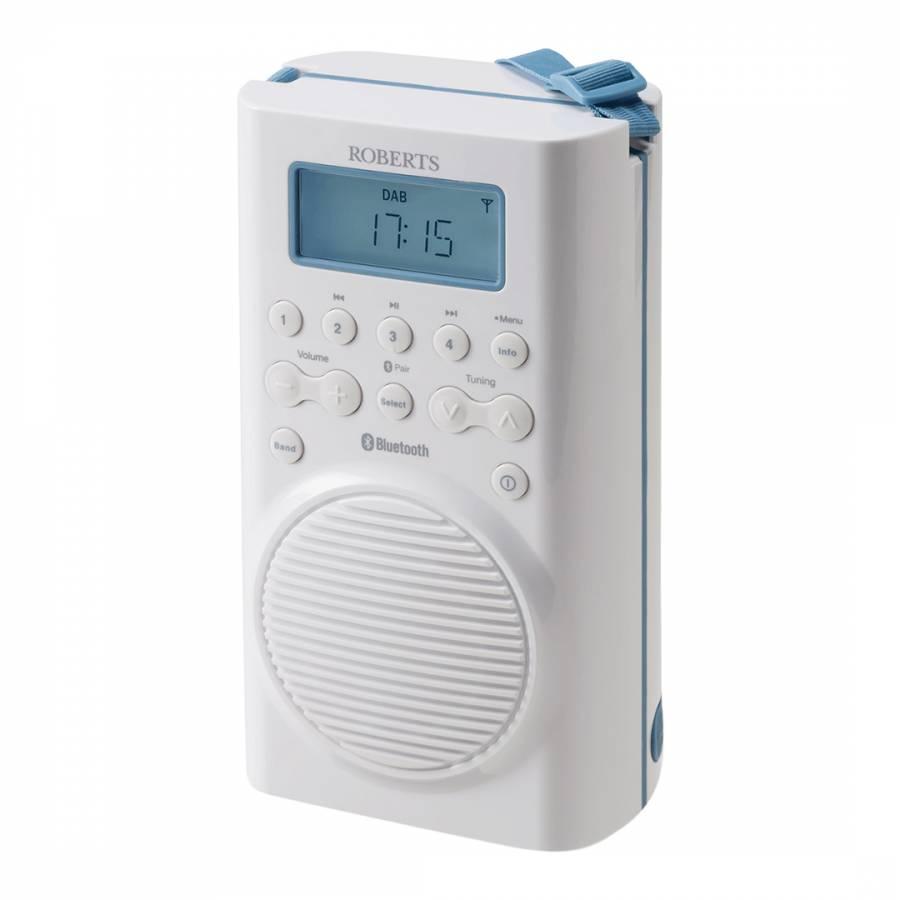 Splash Mini DAB/DAB+/FM RDS Radio with added Bluetooth ...