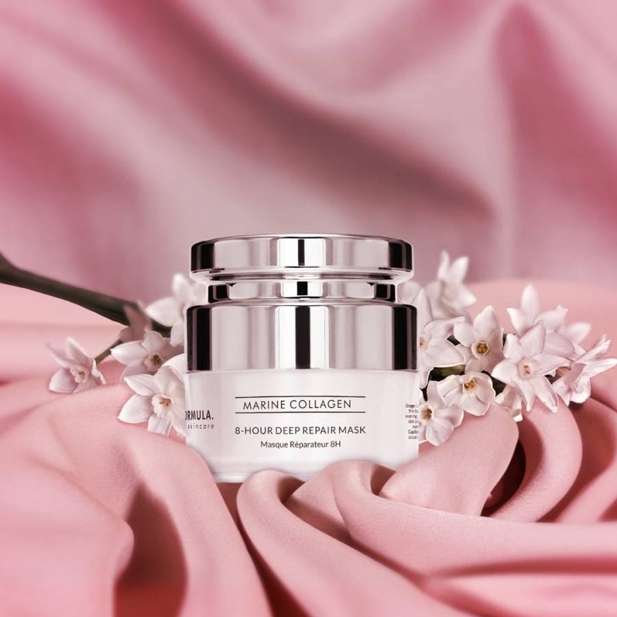MASQUE-OLOGY Vita-Collagen Dual Action Powder Mask + Cleanse