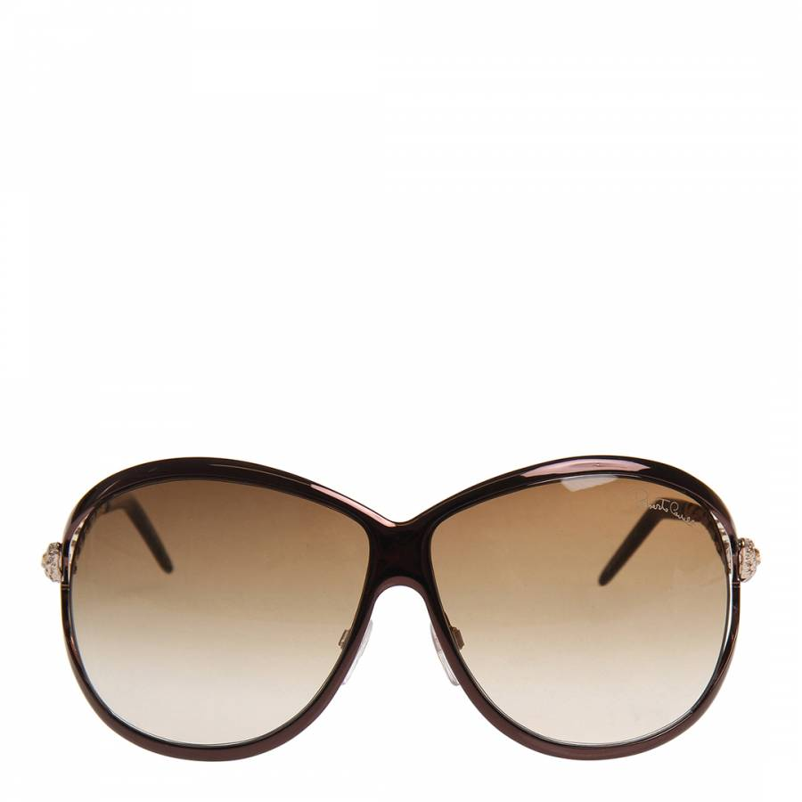 ffb9b62b8d10 Roberto Cavalli Women s Bronze Brown Sunglasses 65mm
