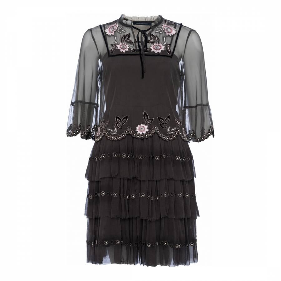 Shana Spotlight Flared Dress - BrandAlley 48d587b71