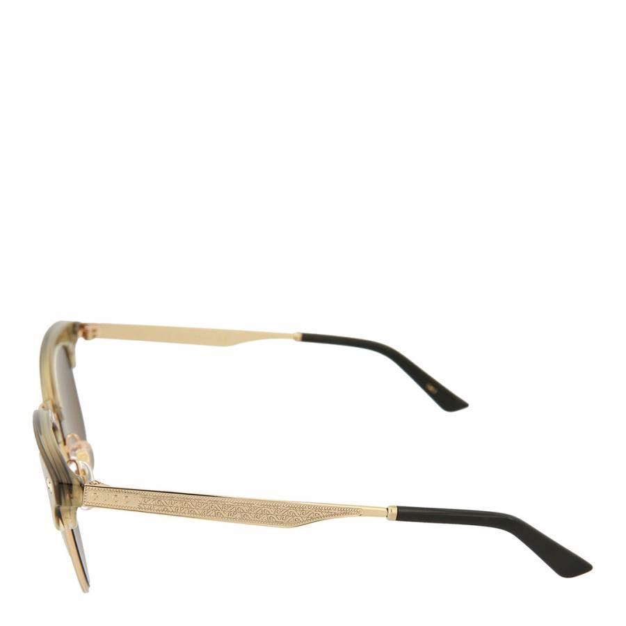 ec58b0d7557 Womens Gucci Brown Sunglasses 50mm - BrandAlley