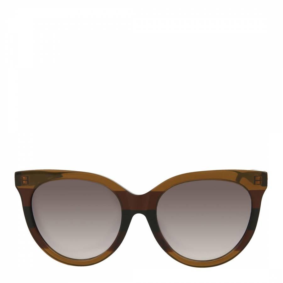 f5424756020 Gucci Womens Gucci Multi Grey Sunglasses 55mm. prev. next. Zoom