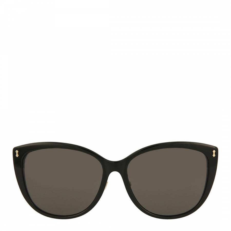 Womens Gucci Havana/Grey Sunglasses 58mm