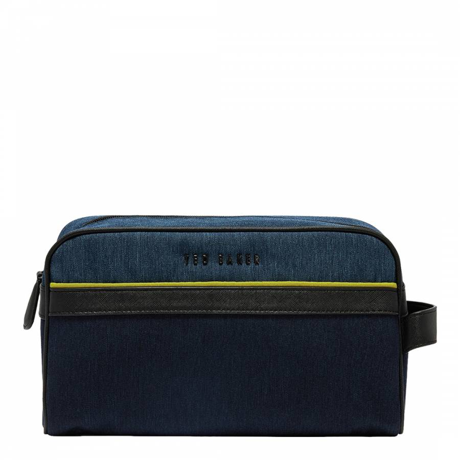 4ca9d42991 Navy Carmore Wash Bag and Towel Gift Set - BrandAlley