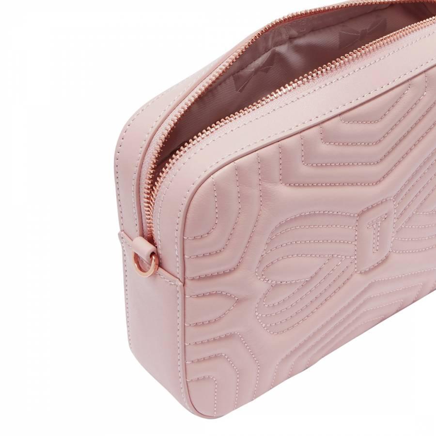 bacf8f432c Light Pink Sunshine Quilted Camera Bag - BrandAlley