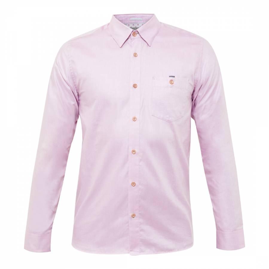 8de86423b7e0a2 Pink Portmyo End On End Shirt - BrandAlley