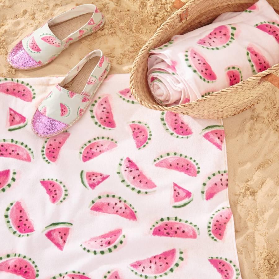 9ef645a77c14b Cath Kidston Watermelons Beach Towel