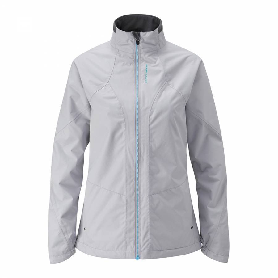obesegrad x många fashionabla nyaste Light Grey Barricade Shell Jacket - BrandAlley
