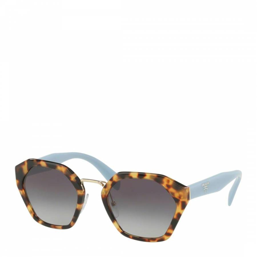 f6ac42f5385 Grey Blue Women s Prada Sunglasses - BrandAlley