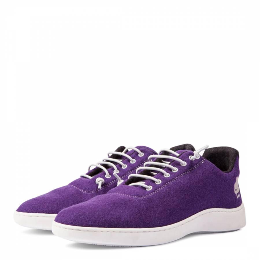 Purple Shoe Laces Uk