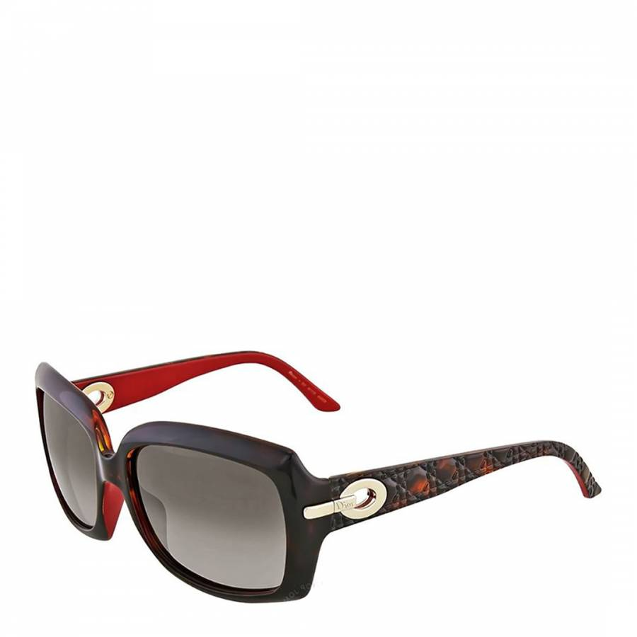 ce55c215936 Ladies Red Dior Sunglasses 57mm - BrandAlley
