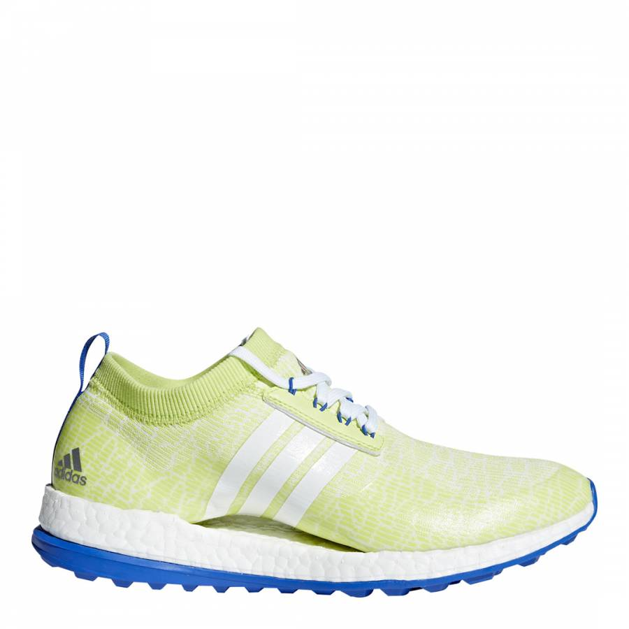85920c908d0 Yellow White Adidas Pure Boost XG Trainers - BrandAlley