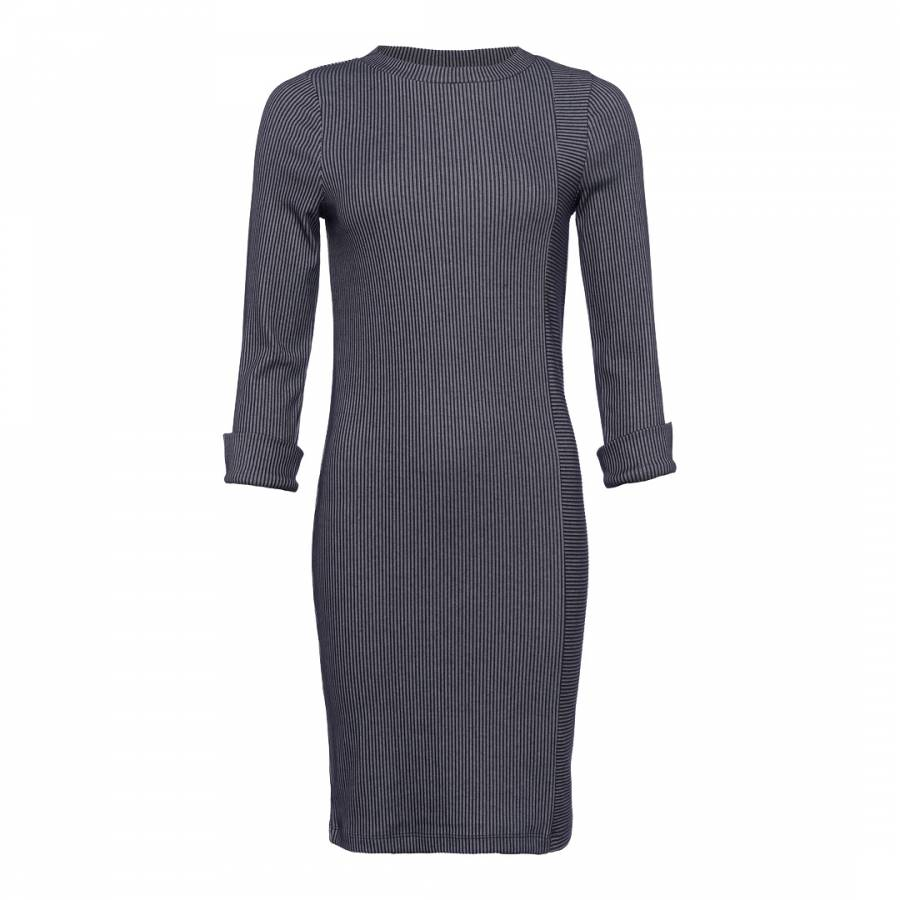 e4383cf2 Acid Blonde Lula Stretch Asymmetric Dress - BrandAlley