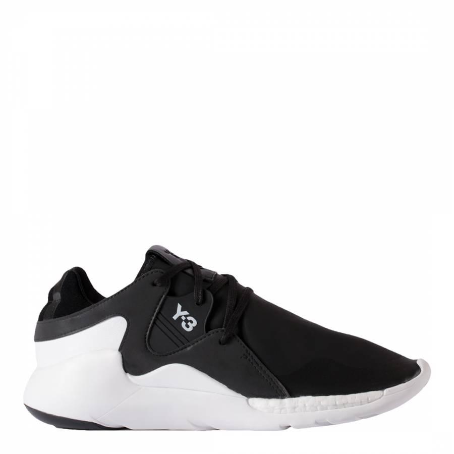 pretty nice faca4 24cba Black Y-3 Kohna Lightning Bolt Sneakers - BrandAlley
