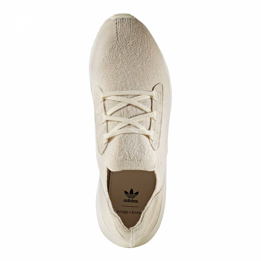 c0529a5c4 Adidas Originals by Wings+Horns White Adidas Wings+Horns ZX FLUX X PK  Sneakers. prev