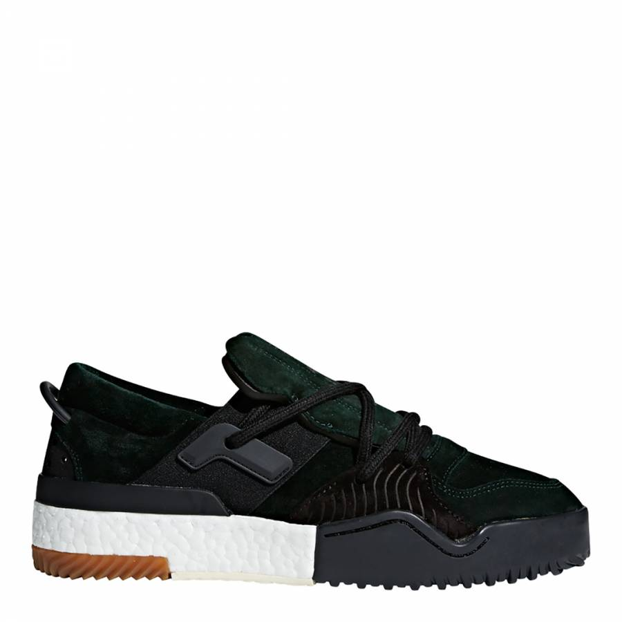 brand new cc906 5157a Adidas Originals by Alexander Wang Emmerald Green Adidas Orignals By  Alexander Wang Bball Lo Sneakers