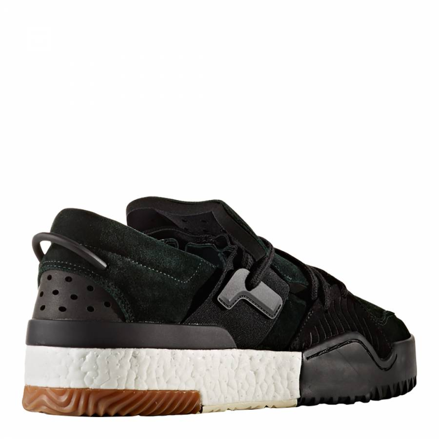 huge selection of e5ce5 35908 Emmerald Green Adidas Orignals By Alexander Wang Bball Lo Sneakers -  BrandAlley