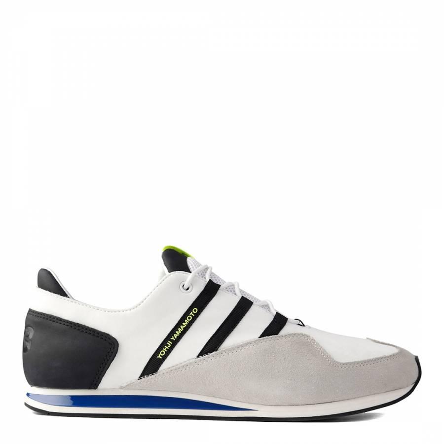 1f8cac1fd Navy Addidas Consortium x AKOG New York Sneakers - BrandAlley