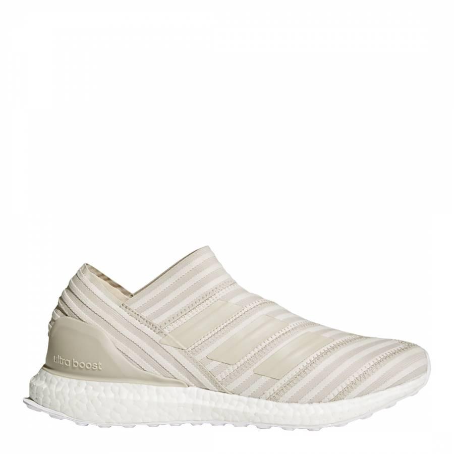 innovative design 51361 bc58c Adidas Consortium Cream Nemeziz Tango 17+ 360 Agility Sneakers