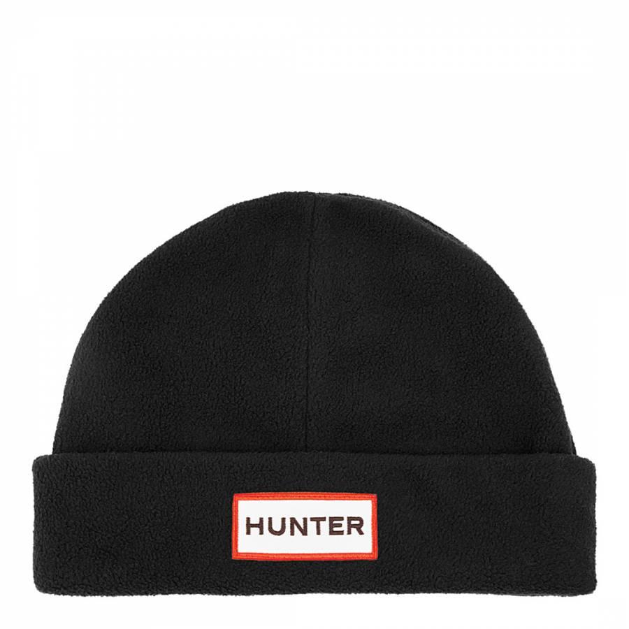 Image of Black Original Fleece Hat