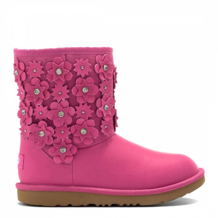 4c9672b1f5f T Pink Classic Short II Petal Boot