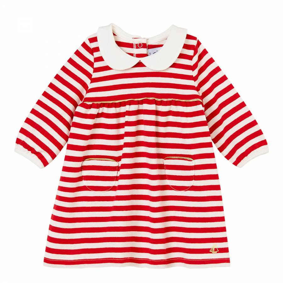 4de40f42696 Red Sailor Stripe Dress - BrandAlley