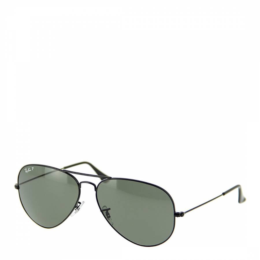 2b42fd01373 ... Black Men Aviator Ray Ban Sunglasses 58mm. prev. next. Zoom