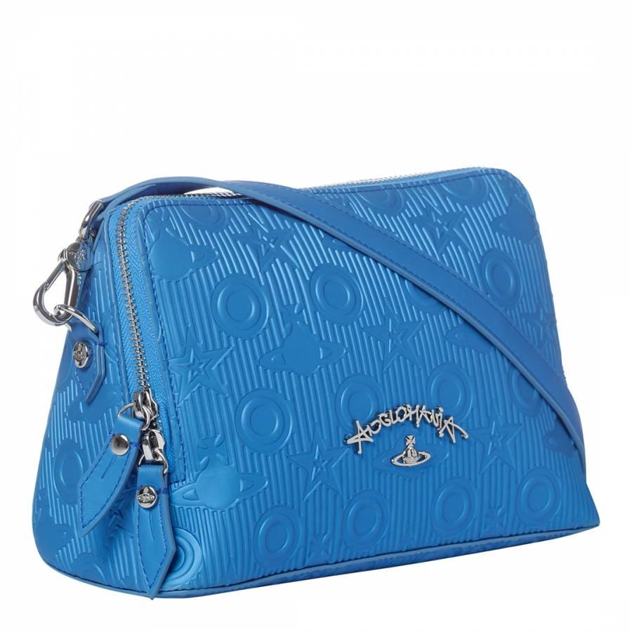 7dfda1abadb Vivienne Westwood Blue Small Chilham Crossbody Bag