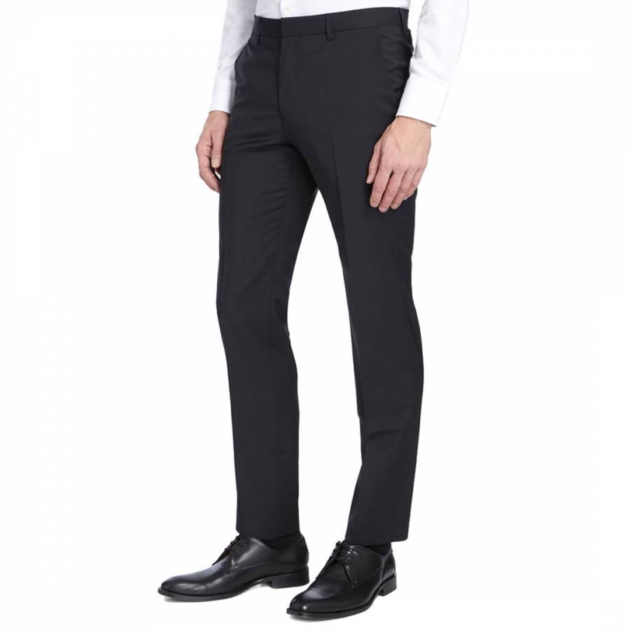23fc127a5 Black Genius Slim Leg Suit Trousers - BrandAlley