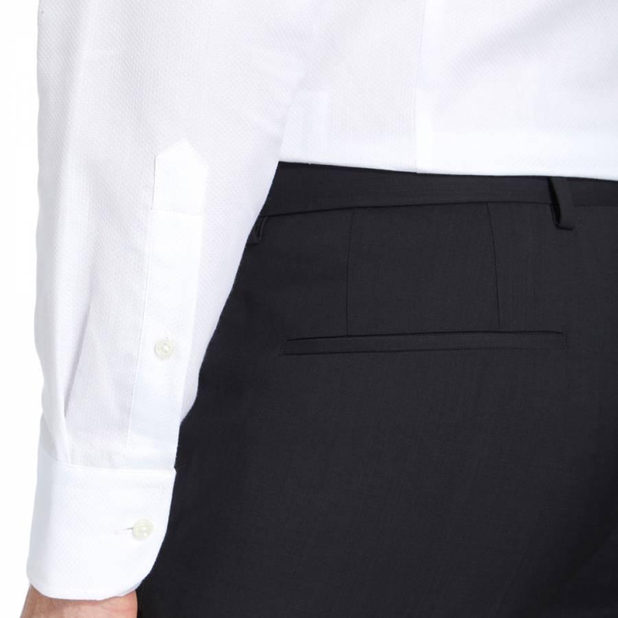 a7894fe6d Hugo Boss Black Genius Slim Leg Suit Trousers. prev