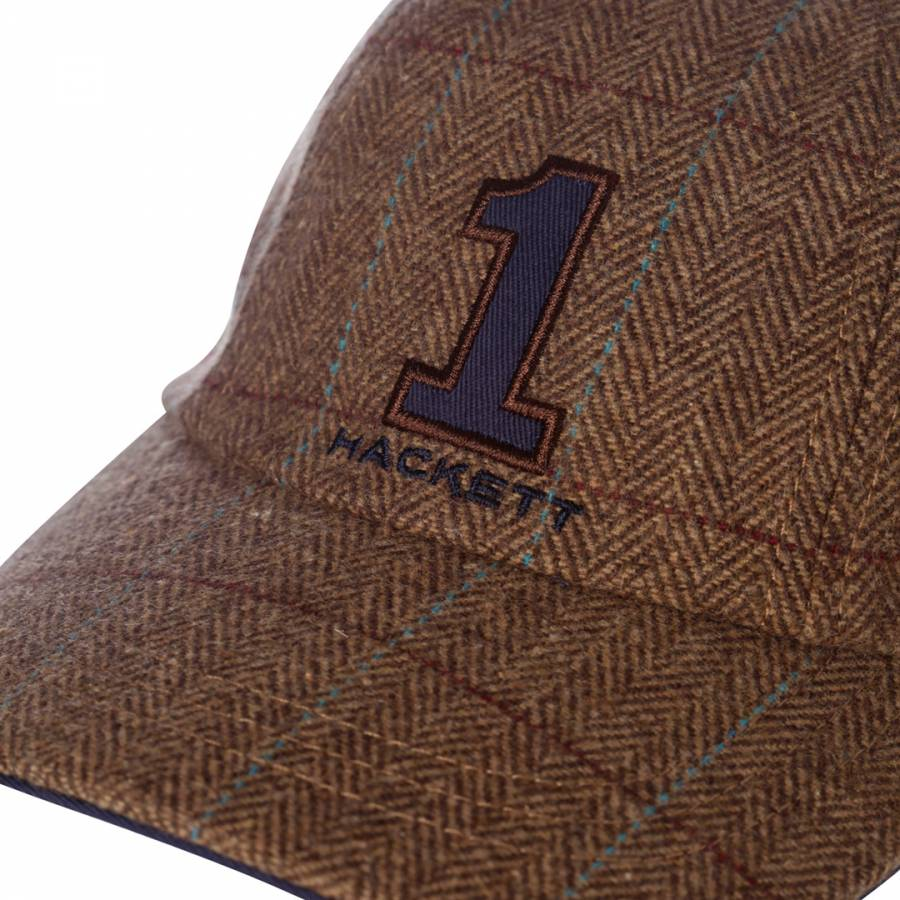 365c89c1e Brown Tweed No1 Baseball Cap