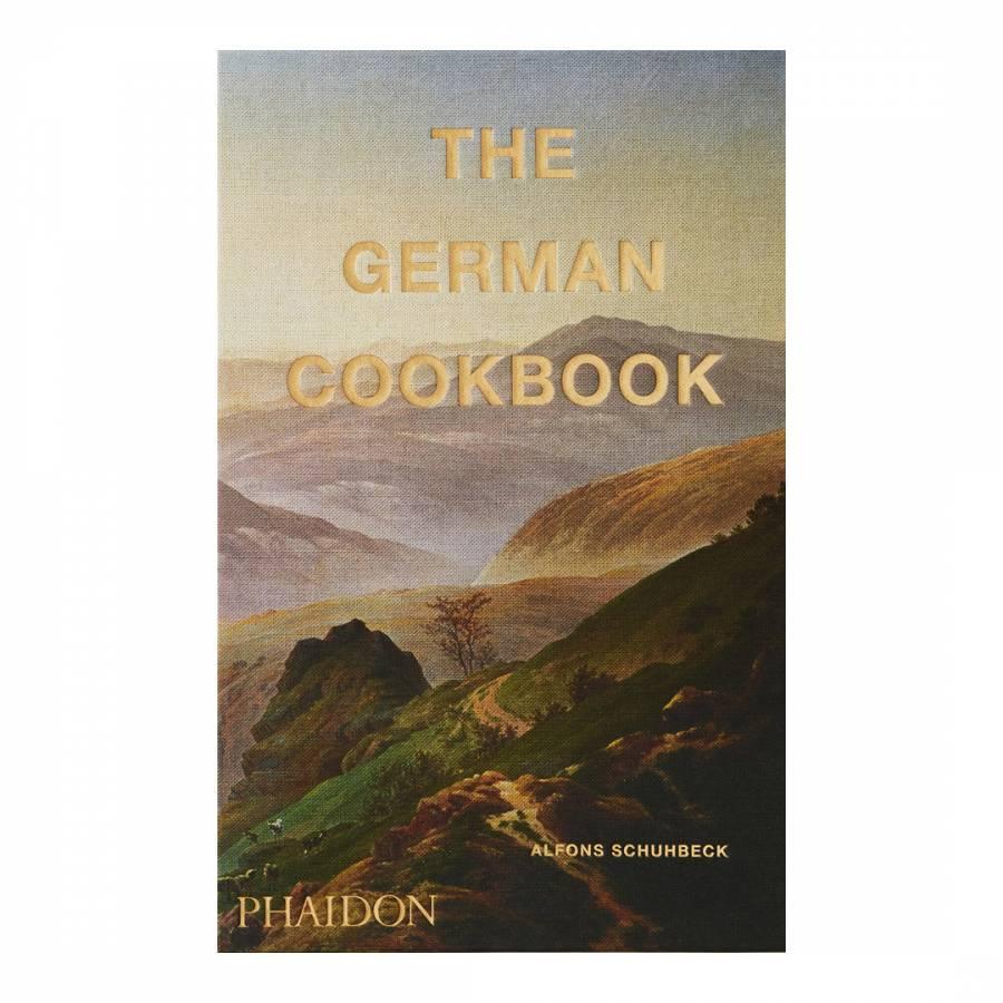 the german cookbook brandalley. Black Bedroom Furniture Sets. Home Design Ideas