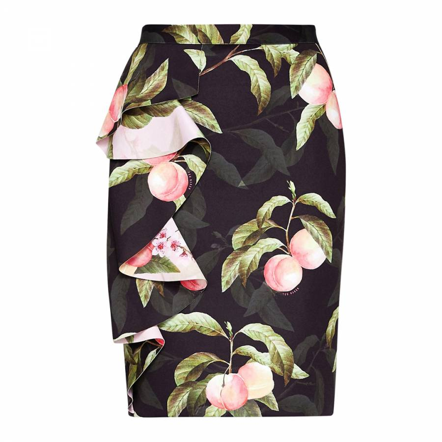 6f8ba5286 Baby Pink Poppay Scallop Mini Skirt - BrandAlley