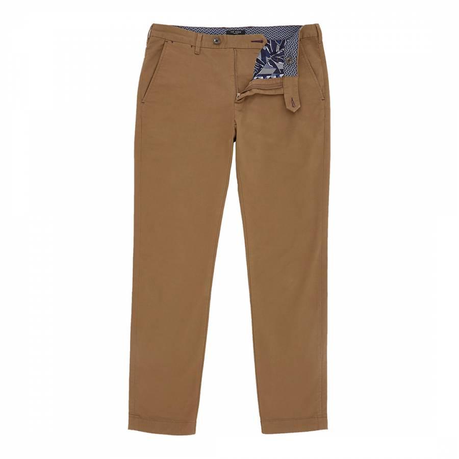 2dc113db3 Tan Procor Slim Fit Chinos - BrandAlley