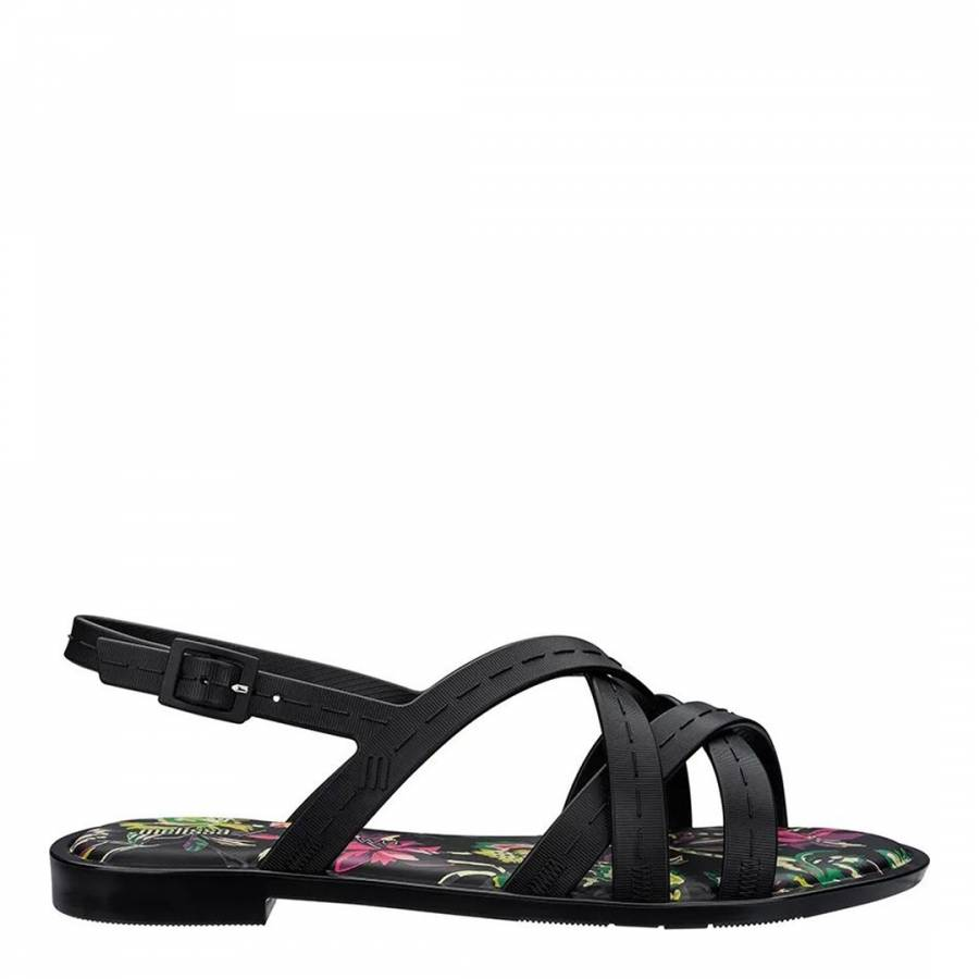 Image of Black JWU Hailey Sandal