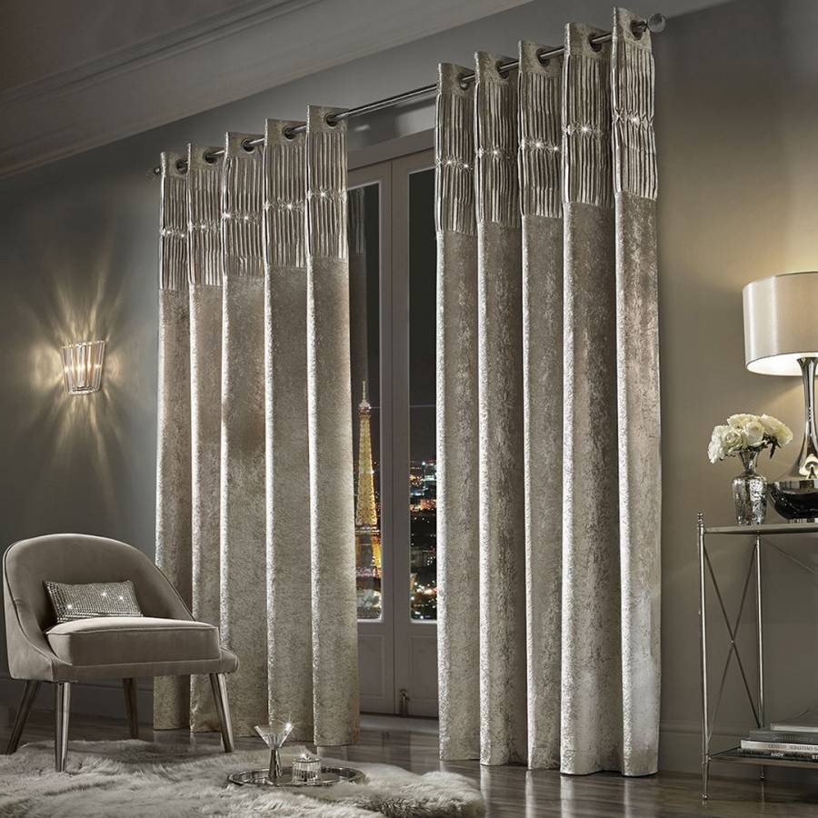 Veda Curtains 229cm X 229cm Brandalley