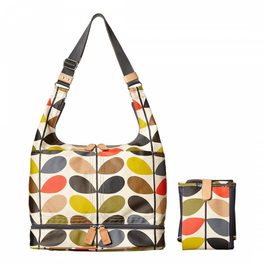 Classic Multi Stem Baby Bag With Changing Mat - BrandAlley 22c8330bef1de
