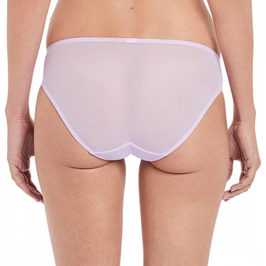 0b428208ac323 Lavender Embrace Lace Bikini Brief - BrandAlley