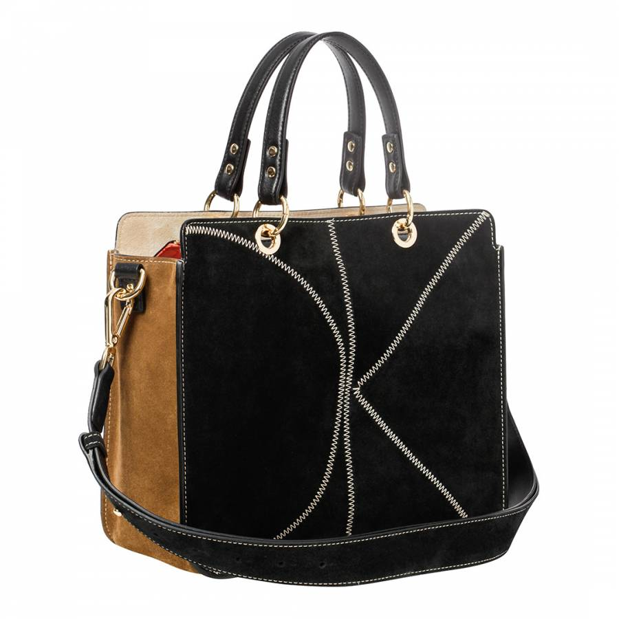 631b18c680a0 Suede OK Carrie Bag - BrandAlley