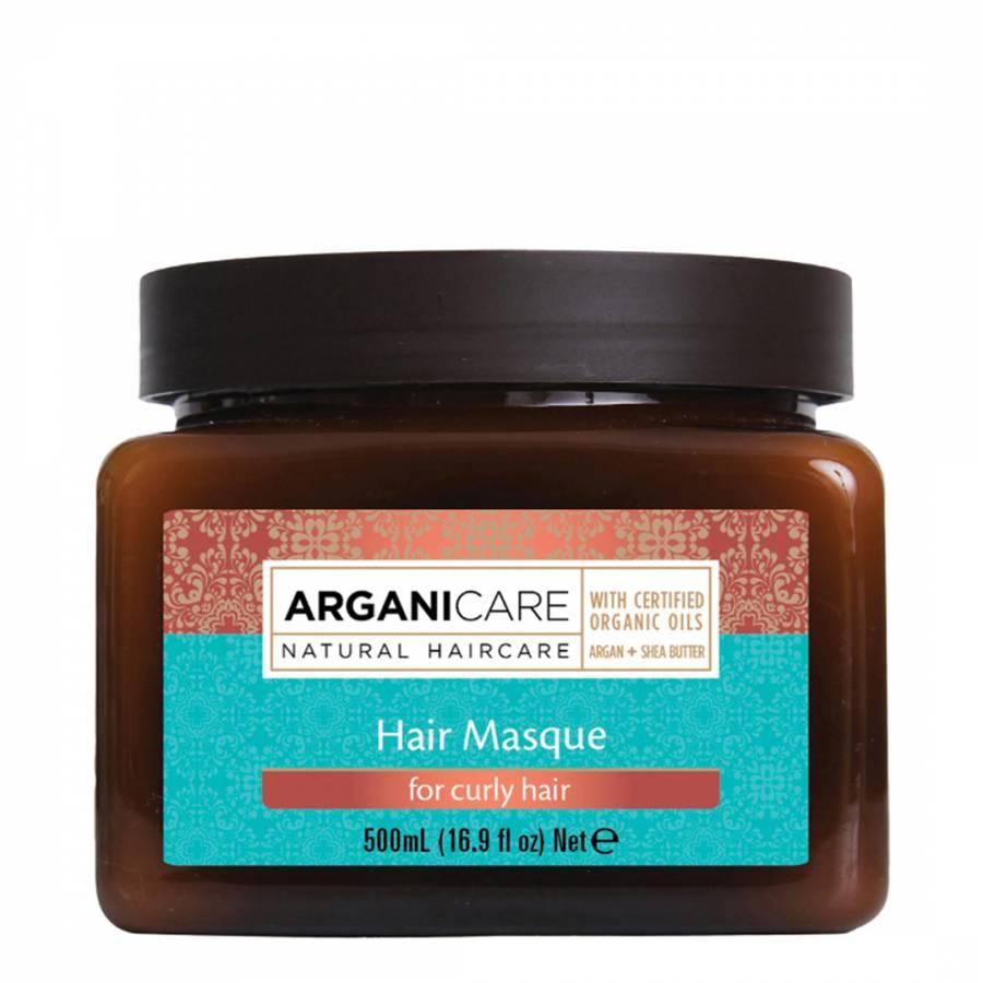 Argan Oil Hair Mask- For Curly Hair - BrandAlley