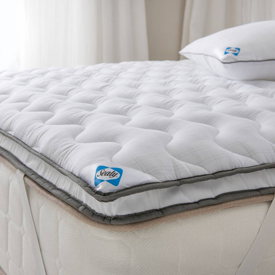Image of Select Balance Dual Layer Double Mattress Topper