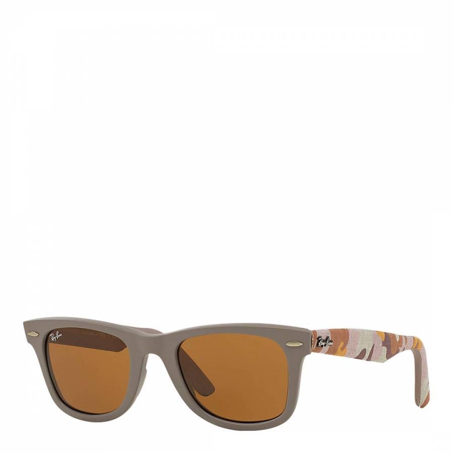 95faa07d4b Beige Multi Men s Ray Ban Sunglasses 50mm - BrandAlley