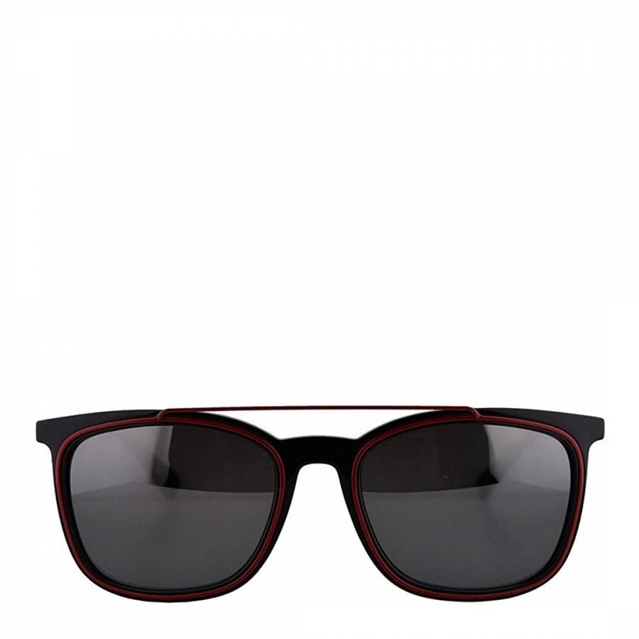 10355b14ca Zoom · Versace Mens Black red Versace Sunglasses 56mm