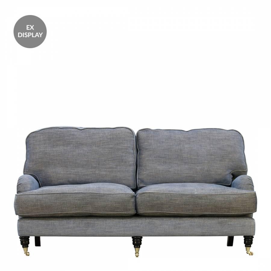 Miss Clementine Medium Sofa In Fusion Galaxy - BrandAlley