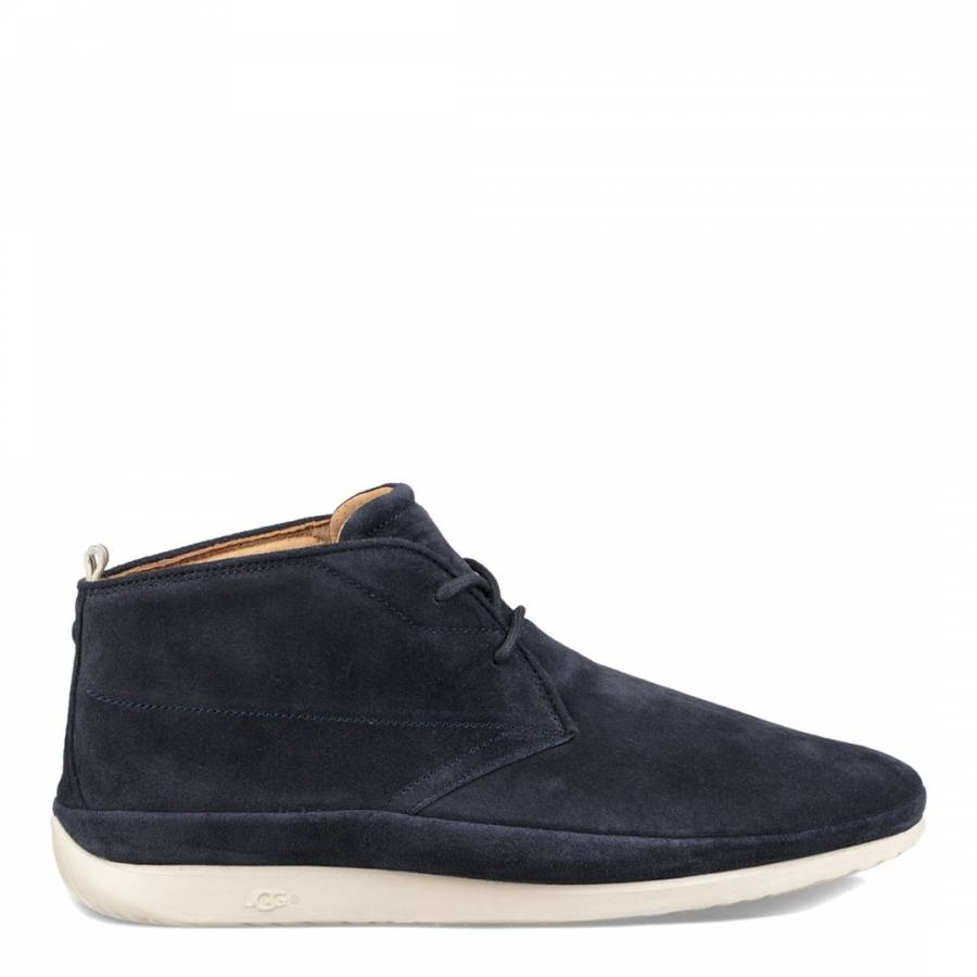 4719baea31 Tan Leather Lace Up Quad Wallabee Shoe - BrandAlley
